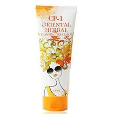 Esthetic House CP-1 Oriental Herbal Cleansing Treatment - Маска для волос Восточные травы