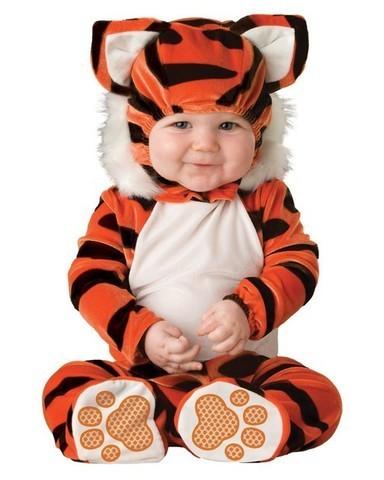 InCharacter Costumes Baby - Tiger