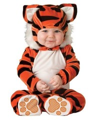 InCharacter Costumes Baby - Tiger