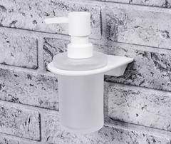 Дозатор для жидкого мыла WasserKRAFT Kammel K-8399WHITE