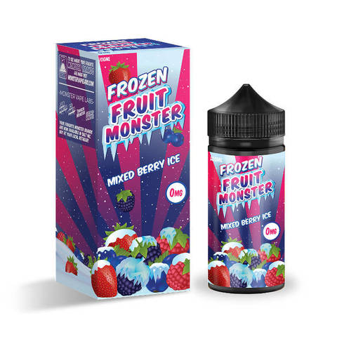 Fruit Monster Frozen 100 мл Mixed Berry Ice