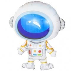 К Фигура, Космонавт, 34''/86 см, 1 шт.