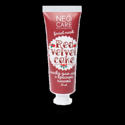 Маска для лица Red velvet cake | 30 мл | Neo Care