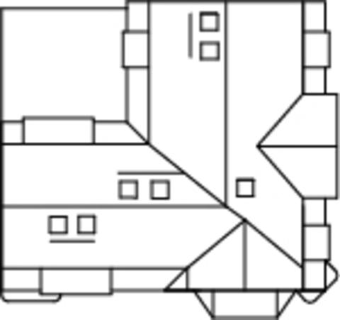 Угловой дом