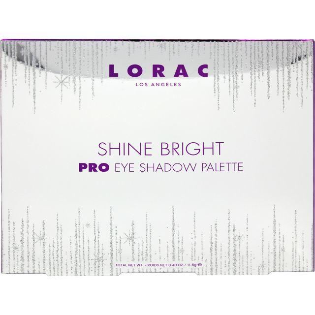 Палетка теней для век Shine Bright PRO Eye Shadow Palette