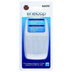 Зарядное устройство Eneloop MQN09-E-4-4UTGA + 4AAA 750 mAh