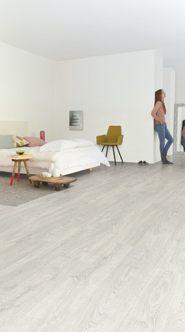 Patina Classic oak grey | Ламинат QUICK-STEP IMU3560