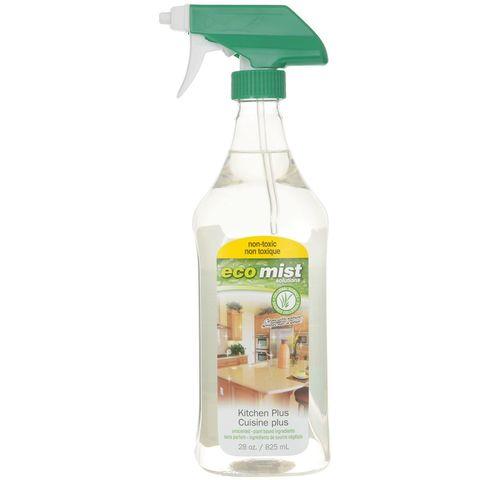 Eco Mist Средство для очистки кухонных поверхностей, 825 мл