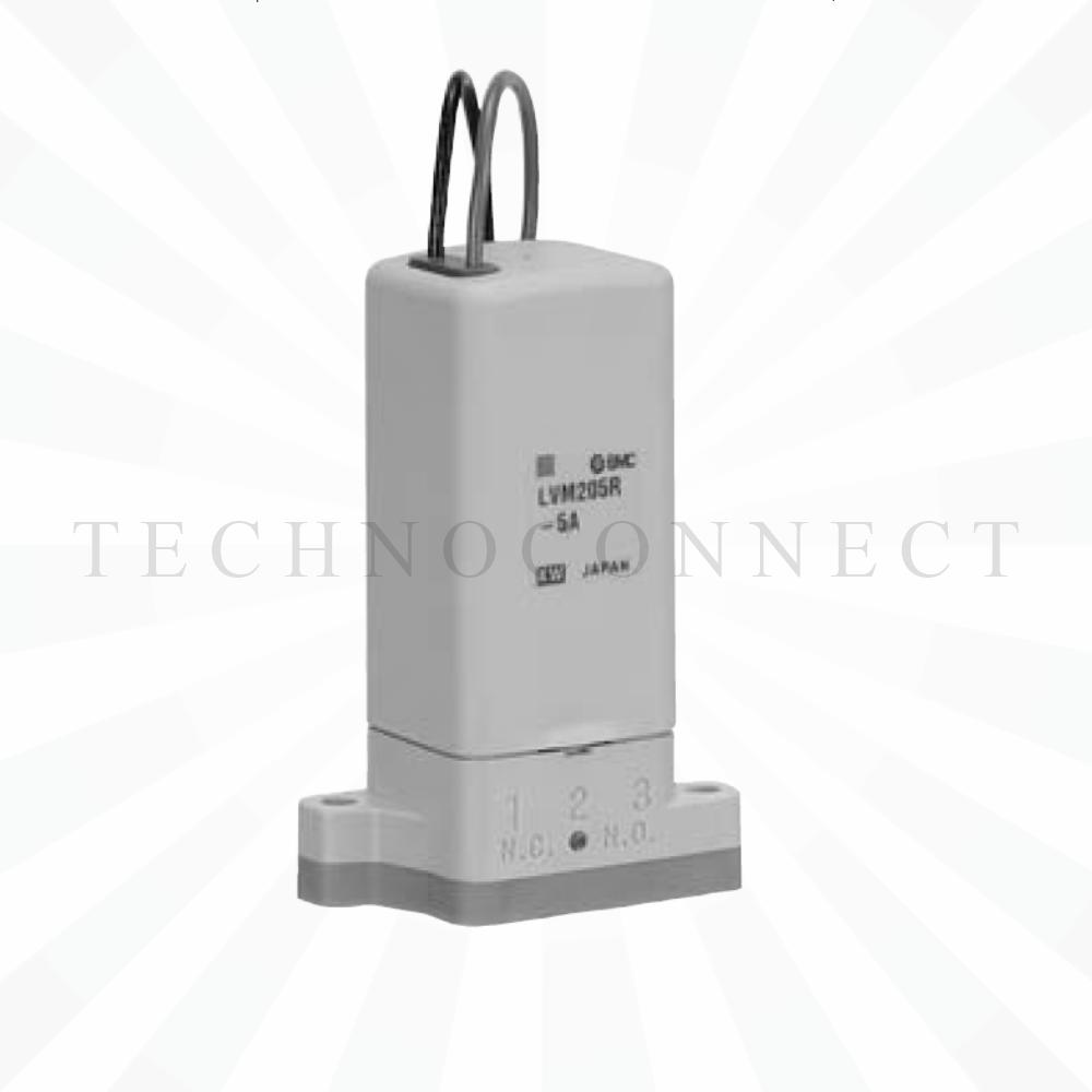 LVM205R-5B   3/2 Клапан химич. стойкий, 24VDC