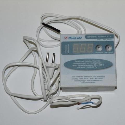 Терморегулятор ТР-42Ц
