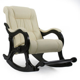 Кресло-качалка Модель 77 экокожа