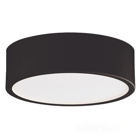 Светодиодный потолочный светильник 24W 3000K 90° M04-525-175 black MEGALIGHT