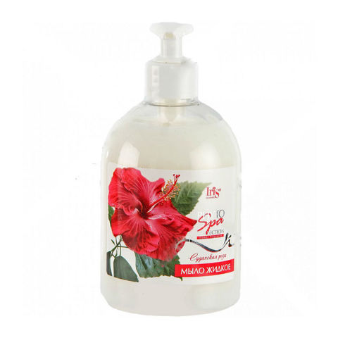 Iris Phyto Spa Collection Мыло жидкое Суданская Роза 500мл