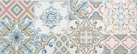 Декор AZORI Nuvola Selena 505x201