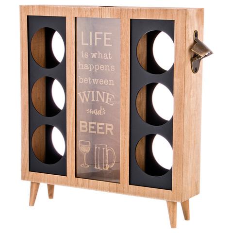 Подставка под бутылки BEER