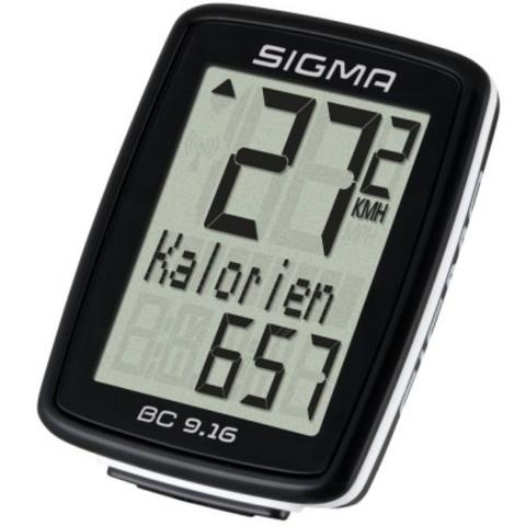 Sigma Sport BC-9.16