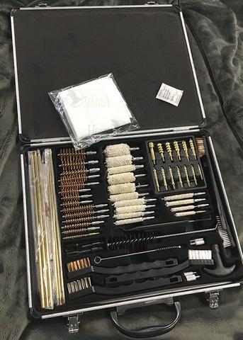 Набор для чистки - 63 предмета