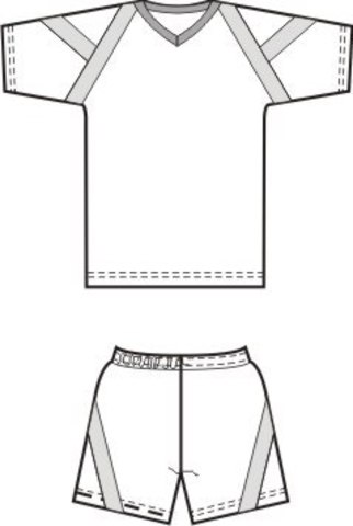 Форма футбольная Ф-019