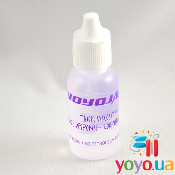 YoyoJam JamOil Thick и Thin - Смазка для подшипников в йо-йо