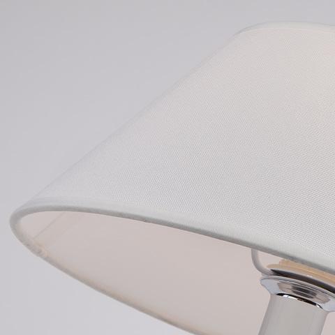 Настольная лампа 01010/1 хром