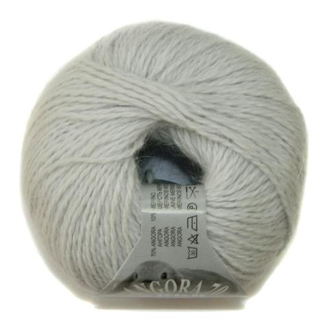 Пряжа BBB Filati Angora 70 081 светло-серый