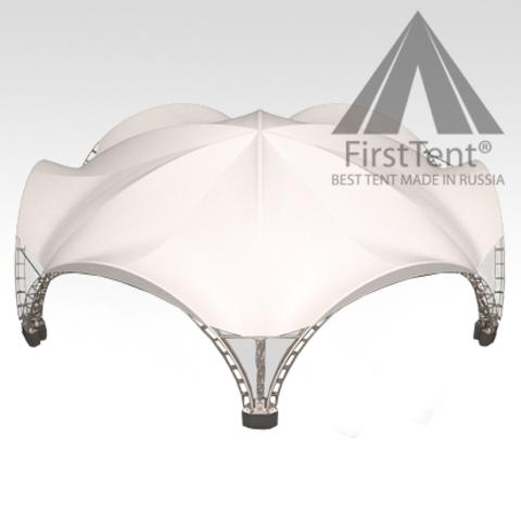 Арочный шатер гексагональ 12х10