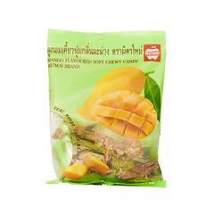 Жевательные тайские конфеты с соком манго MitMai Candy