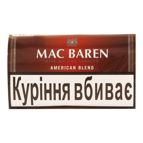 Табак для самокруток Mac Baren American Blend
