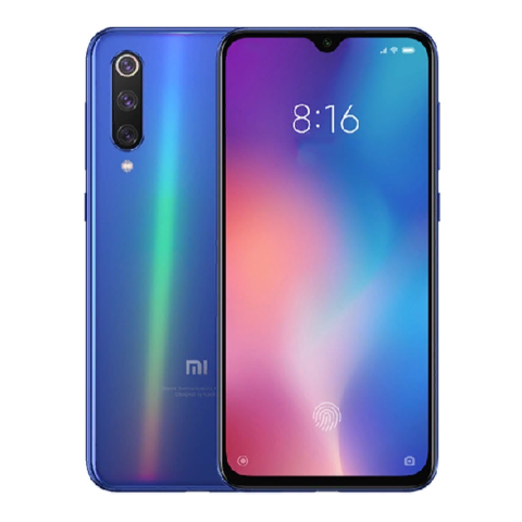 Смартфон  Xiaomi Mi9 SE 6/64Gb Blue/Синий EU (Global Version)