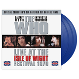 The Who / Live At The Isle Of Wight Festival 1970 (Coloured Vinyl)(3LP)