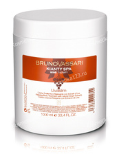 Моделирующий крем для массажа (Bruno Vassari | Kianty Spa | Uvaslim), 1000 мл