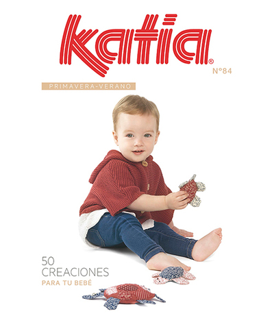 Журнал Baby Katia #84