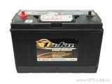 Аккумулятор тяговый DEKA 7Т31 ( 12V 140Ah / 12В 140Ач ) - фотография