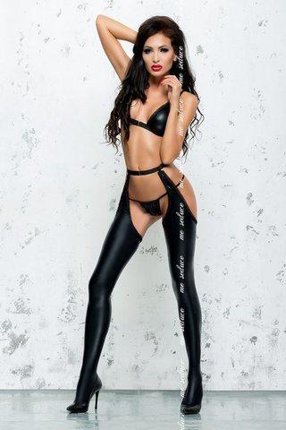 Комплект эротического белья Eliane черный