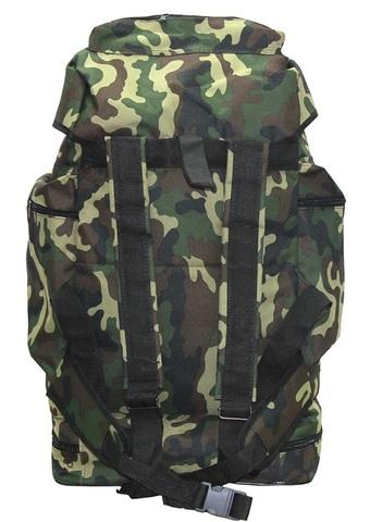 Рюкзак для охоты рыбалки туризма  модель 01 (с крышкой) 40 л