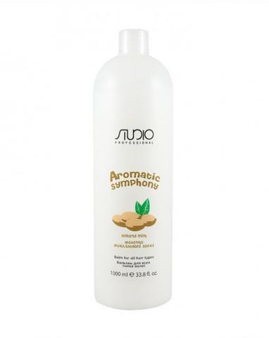Бальзам для всех типов волос «Молочко миндального ореха» Studio Professional Kapous 350 мл