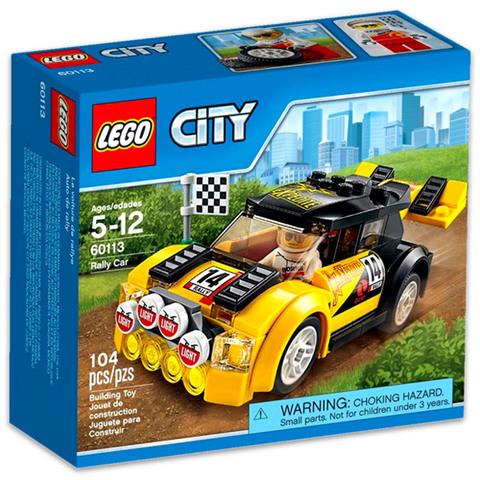 LEGO City: Гоночный автомобиль 60113 — Rally Car — Лего Сити Город