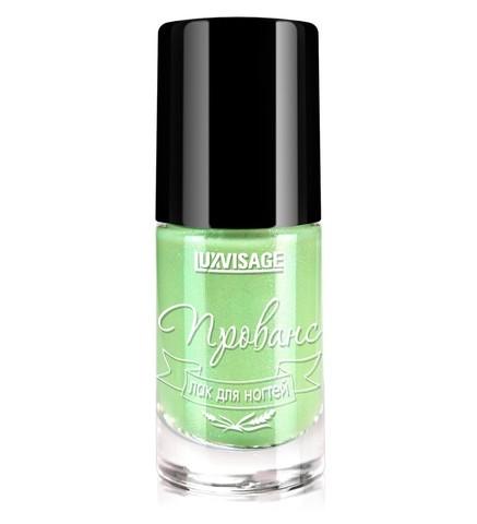 LuxVisage Прованс Лак для ногтей тон 157 (фисташковый крем) 9г
