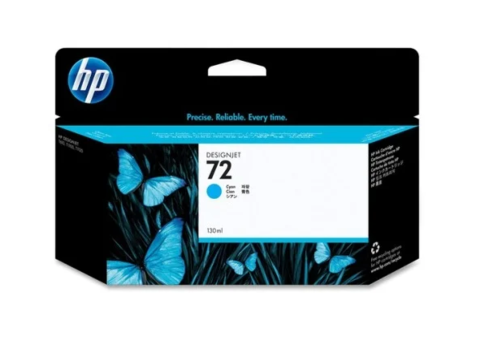 Картридж струйный HP C9371A (№72A), голубой