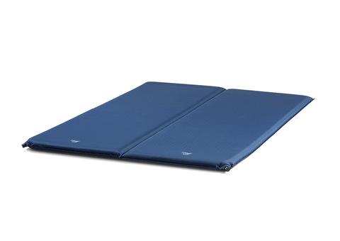 Самонадувающийся туристический коврик TREK PLANET Camper 60 Double (Blue)
