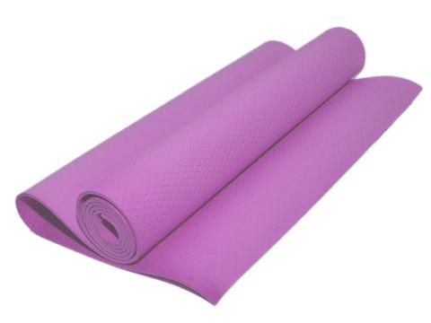 Коврик гимнастический. Цвет: розовый. КВ6505-Р