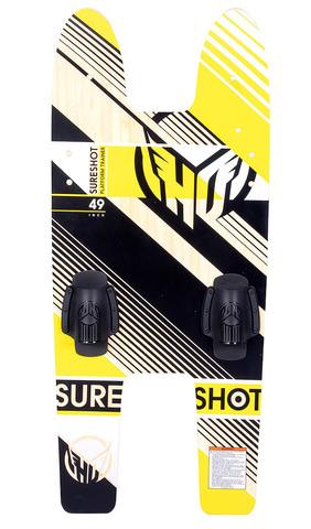 Детские парные лыжи/платформа Sure Shot Platform Trainer w/Rope