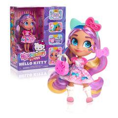 Кукла Hairdorables Loves Hello Kitty Ограниченный выпуск