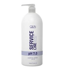 OLLIN service line шампунь-пилинг рн 7.0 1000мл/ shampoo-peeling ph 7.0