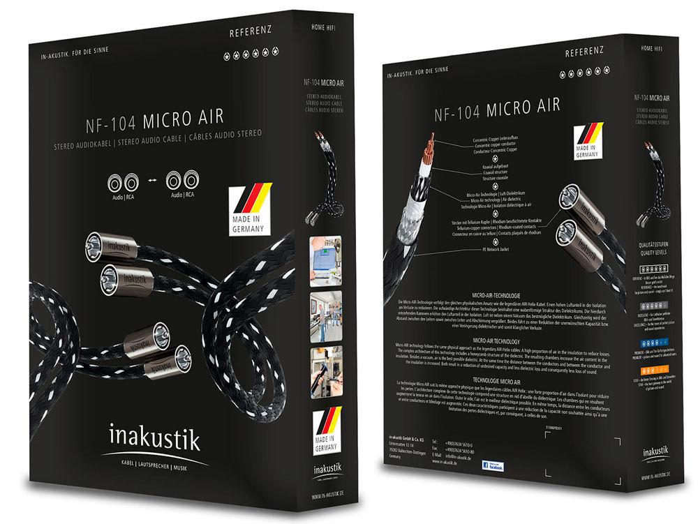 Inakustik Referenz NF-104 Micro Air