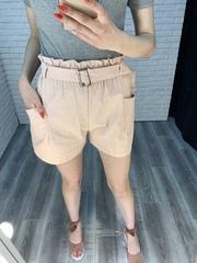 шорты с ремнем nadya