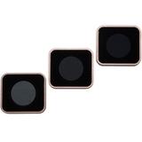 Набор фильтров PolarPro CINEMA SERIES HERO6/7 Black (ND8/ND16/ND32)