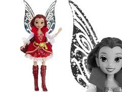 Кукла Фея Розетта Дисней, Загадка летающего острова