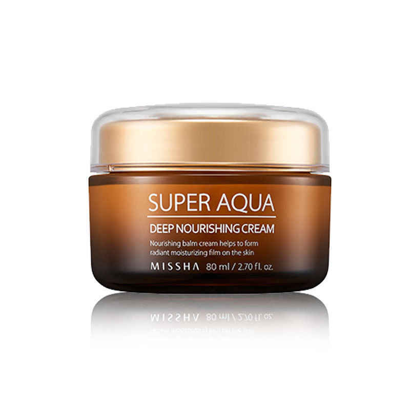 Интенсивный питательный крем MISSHA Super Aqua Ultra Waterful Deep Nourishing Cream