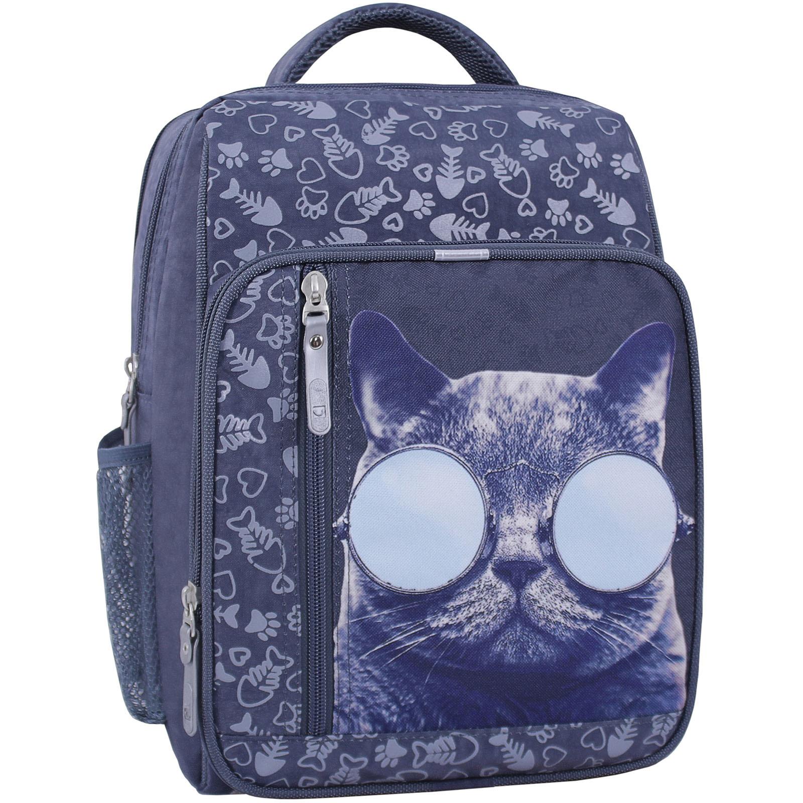 Школьные рюкзаки Рюкзак школьный Bagland Школьник 8 л. 321 серый 611 (0012870) IMG_0957_суб.611_.JPG